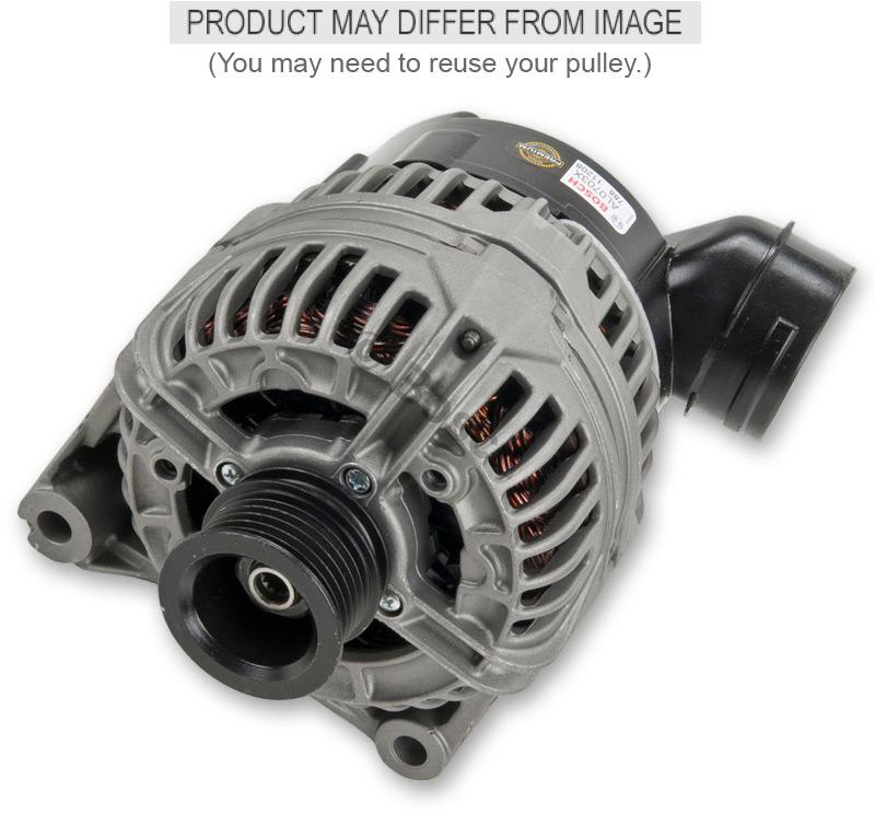 Alternator Bosch 120 Amp 12317501599 Al0703x For