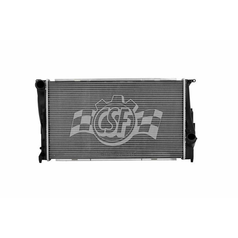 CSF OE-Plus Radiator - E82 135i/1M, E9X 335i, E89 Z4 35i Manual