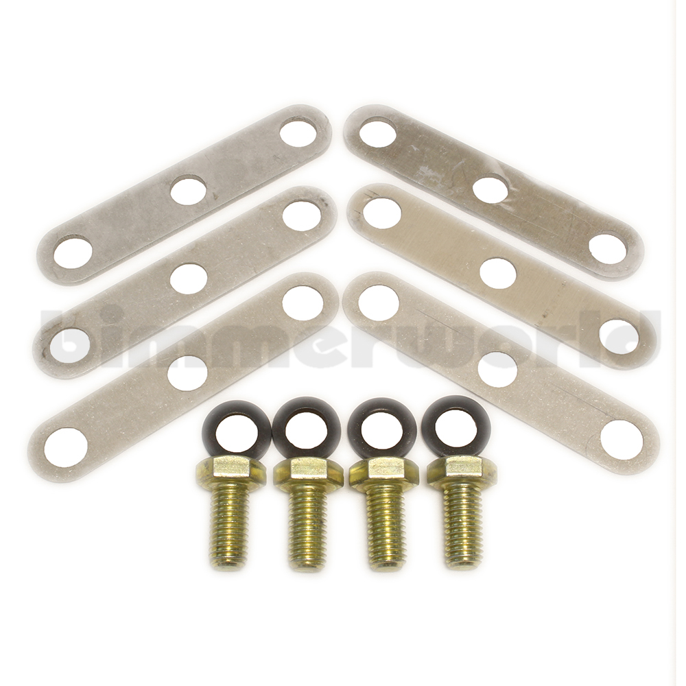 E36 Front Camber Shim Kit