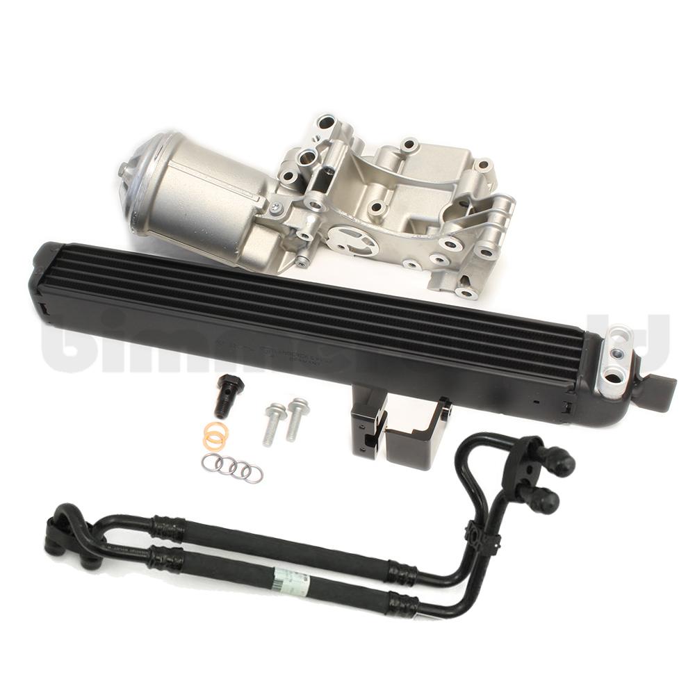 Oil Cooler Kit : E cyl euro oil cooler kit