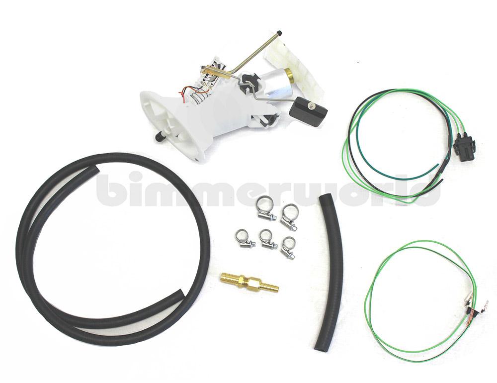 E46 Fuel Starvation Kit Fan Wiring Diagram