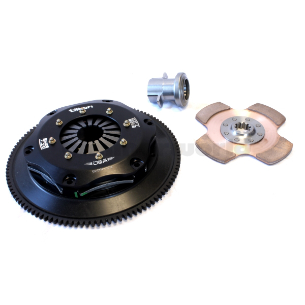 Tilton Single Disc Non-M Ultra-Lite Cerametallic Clutch/Flywheel Kit