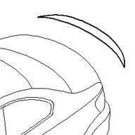 E82-Carbon-Fiber-задний спойлер-128i-135i-подлинный-BMW-51710432165-51-71-0-432-165-см.JPG