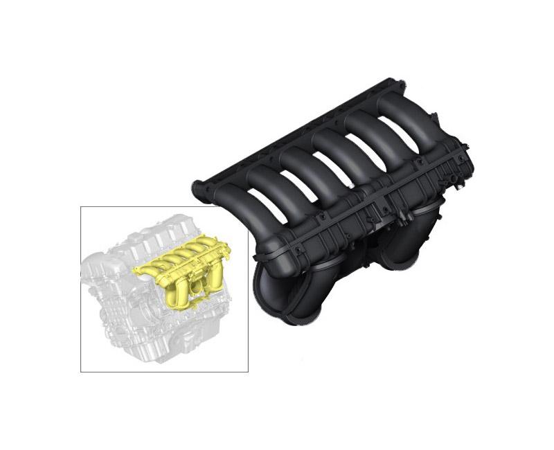 Bmw E90 330i N52 Intake Manifold 11617559523