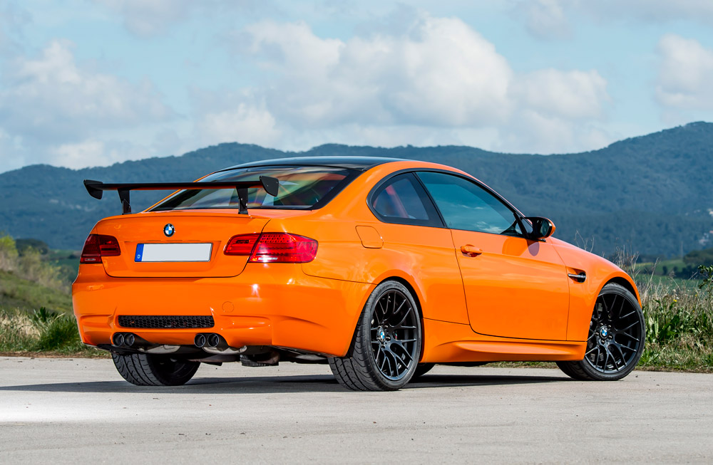 E9x M3 Gts 19x10 Et25 Rear Wheel
