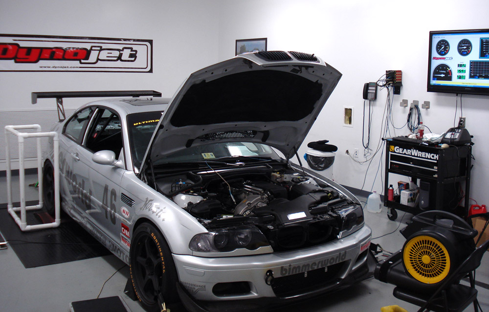 Epic Motorsports Alpha-N Software Tuning - E46 M3, MZ3 S54, Z4M