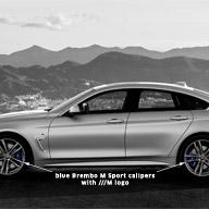 NEW Rear Brake Pads Set Genuine 34216876422 For BMW F22 F23 F30 F32 F33 F34 F36