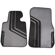 BMW M Performance Floor Mats, Front - F22, F87 (51472407299)