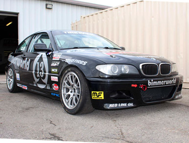 BMW Spec E46 Racecar for Sale
