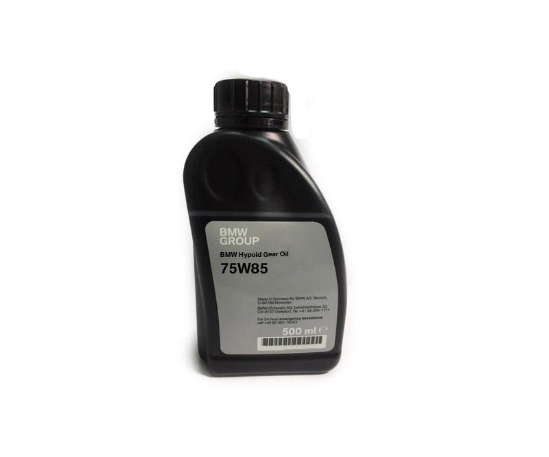 2011 Bmw M3: Genuine BMW 75W85 G1 GL-4 Rear Axle Gear Oil