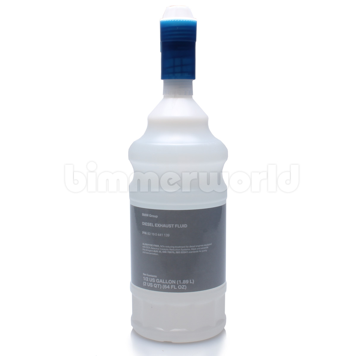 Bmw 335d For Sale >> Genuine BMW Diesel Exhaust Fluid Adblue - Half Gallon Bottle - 83190441139
