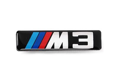 bmw fender side gill emblem m3 logo emblem e46 m3. Black Bedroom Furniture Sets. Home Design Ideas