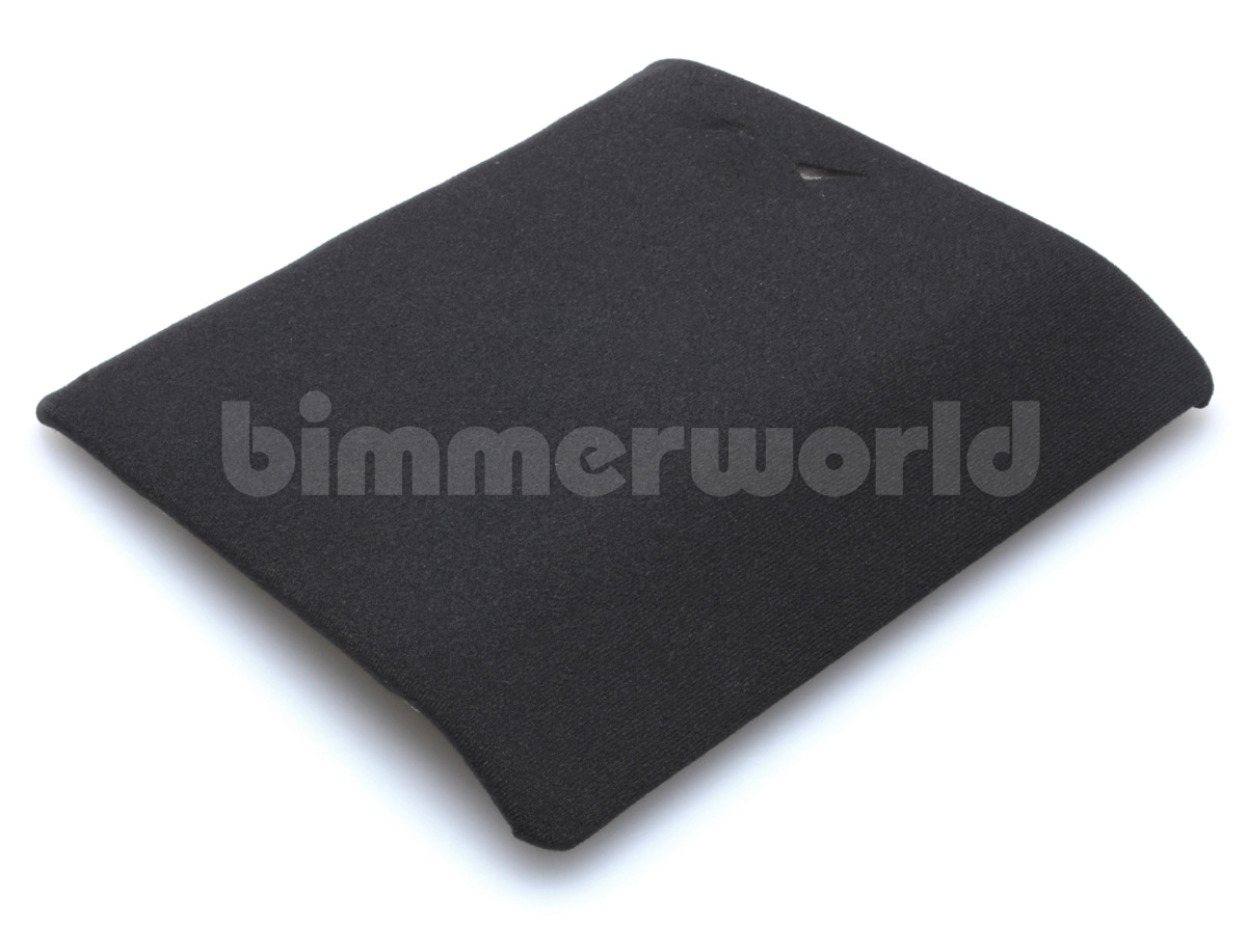 Black Headliner Trim Sunroof Motor Cover Black E46 Coupe 51442699062