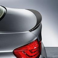 Подлинный-BMW-F10-M5-528i-535i-550i-углеродное волокно-задний багажник-Губа-Спилер-51622163505-1-см. JPG