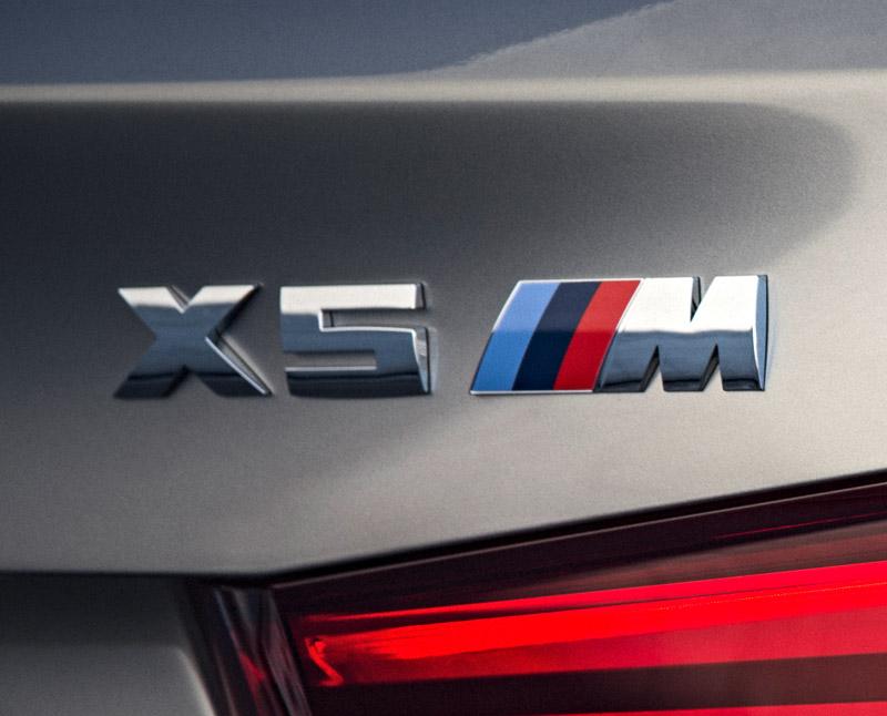 Genuine Bmw X5 M Emblem F85 X5m