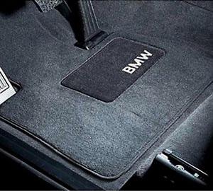 Genuine Bmw Carpet Floor Mats Set Of 4 Black E70 X5