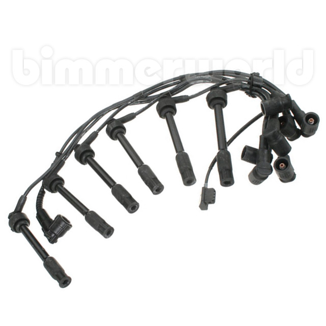 e34 m5 genuine bmw ignition wiring set 12121312680