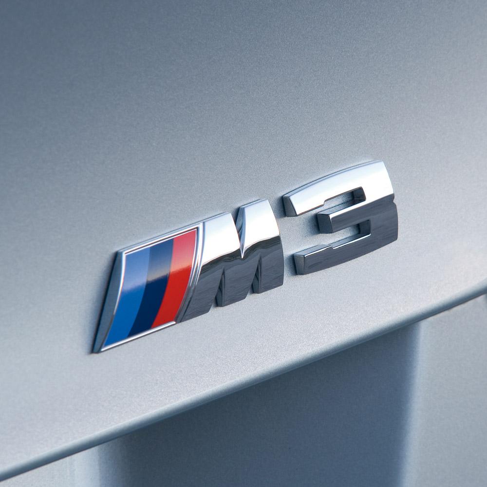 Bmw M3 Badge E90 E92 E93