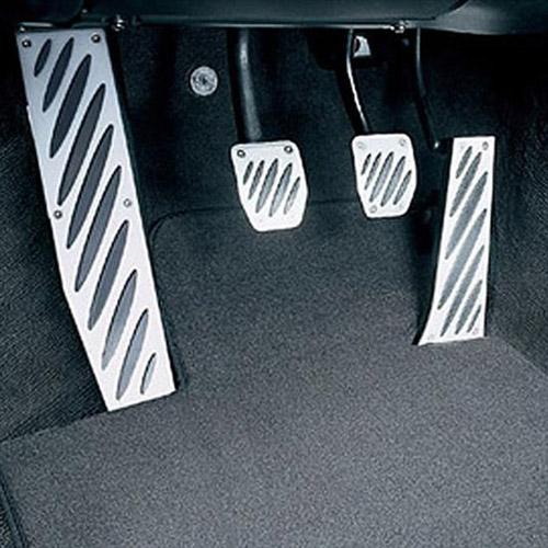 Bmw Performance Aluminum Dead Pedal Footrest E46 E82 E9x