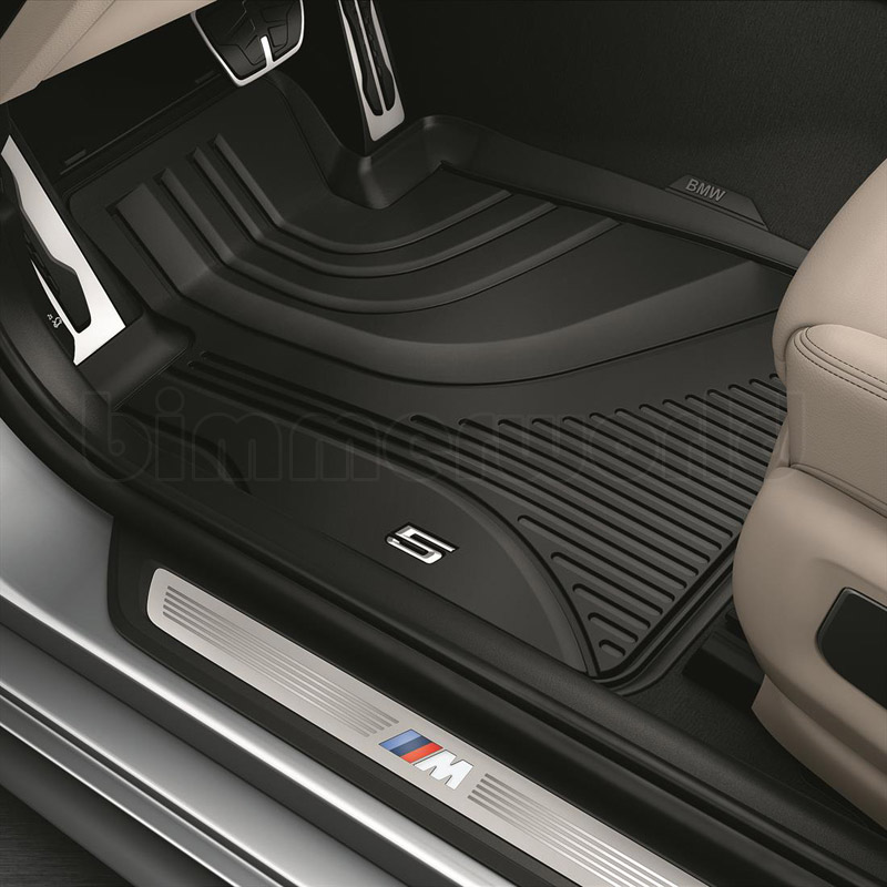 G30 Bmw Rubber Floor Mats