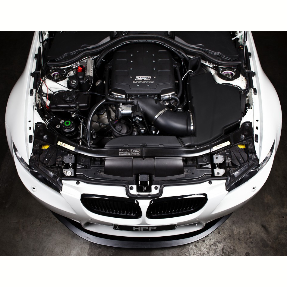 Supercharger Kits For Bmw 335i: Harrop E9X M3 TVS Supercharger
