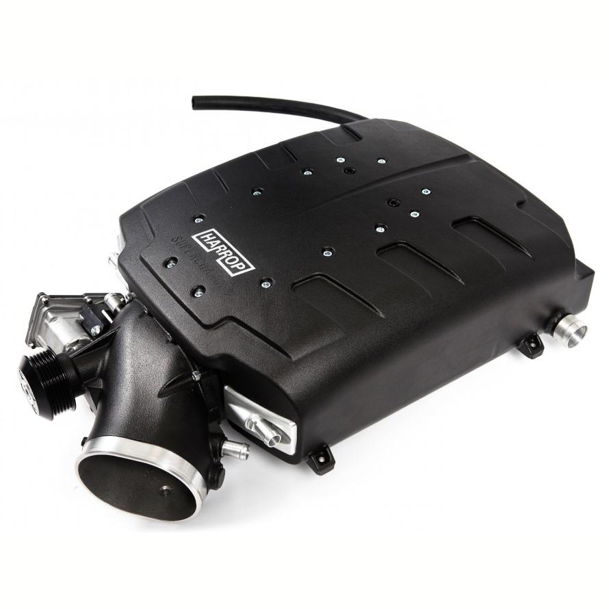 Bmw M3 Vortech Supercharger: Harrop E9X M3 TVS Supercharger