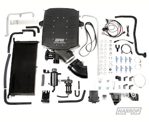 E90/E92 M3 Harrop Supercharger Kit