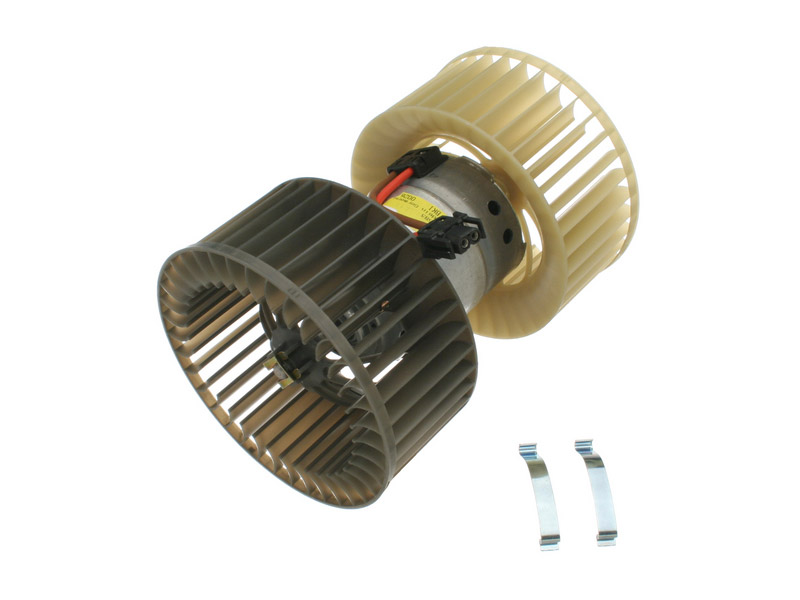 Heater & A/C Blower Motor, OEM - E46 323i/325i/328i/330i/M3