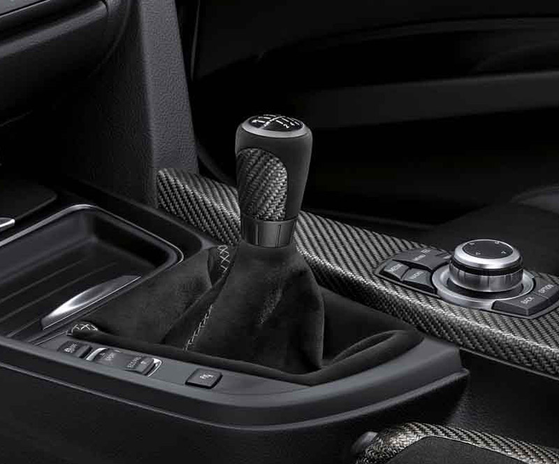 F30 M Performance Carbon Shift Knob
