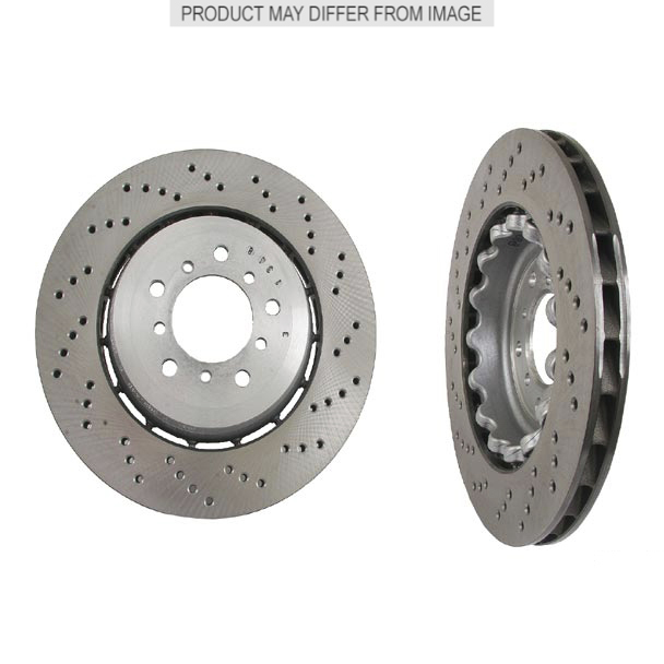 Bmw Motorsport Rear Right Brake Disc E39 M5