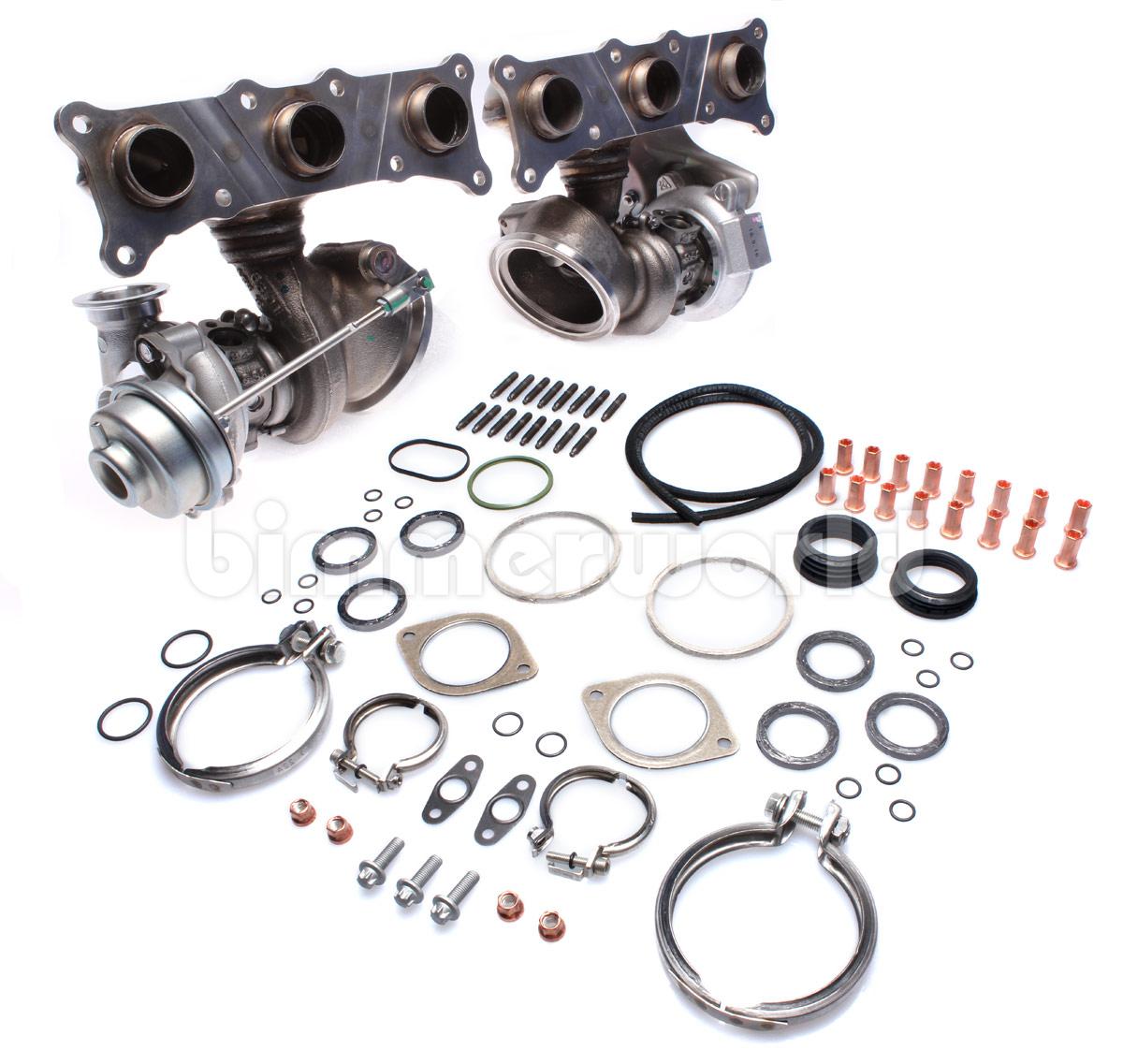 E9X 335i & 335xi N54 Turbo Overhaul Package (2007-2010)