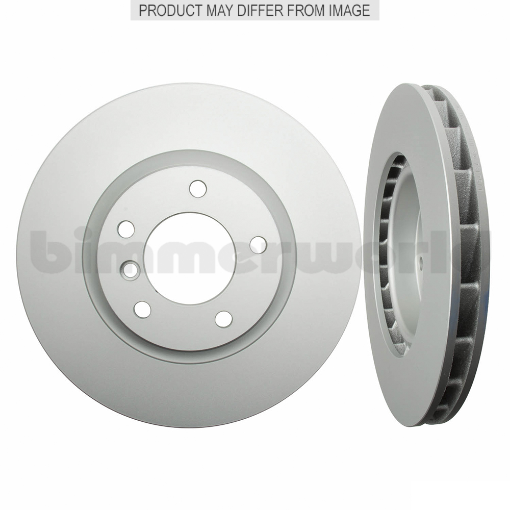 Oem Replacement Front Brake Rotor 34116864047 34 11 6