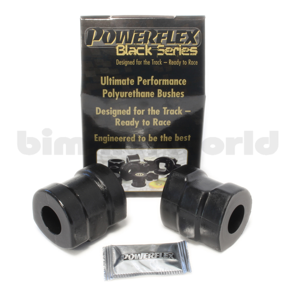 90-98 Powerflex Road Front Roll Bar Mounts 23mm PFF5-310-23 BMW E36 3 Series