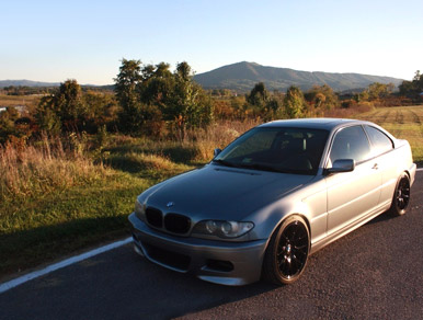 BMW E46 330Ci Project Car