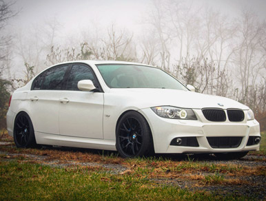 BMW E90 335i Project Car