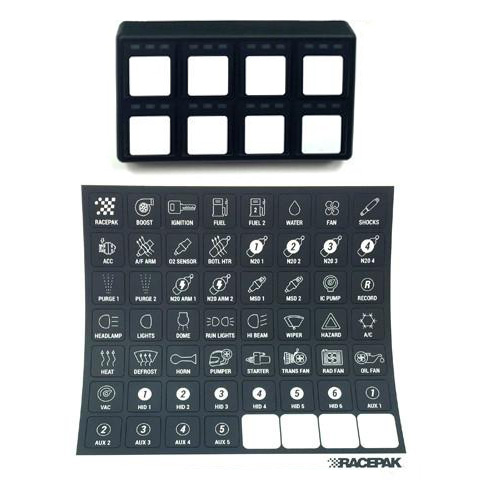 Racepak SmartWire 8-Button Keypad