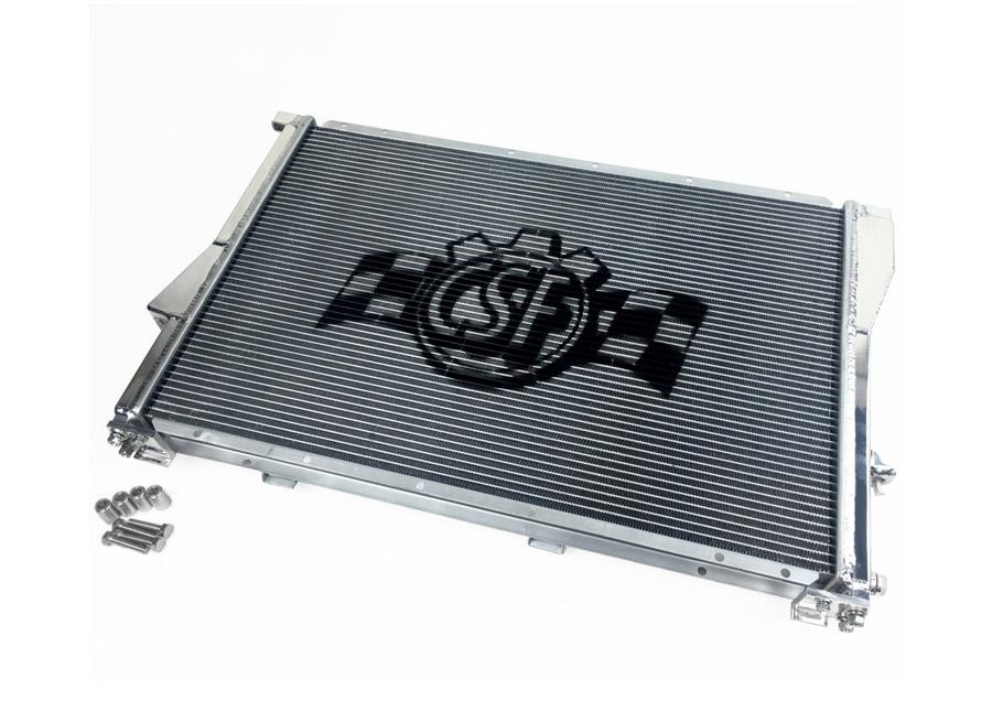 Radiator Csf Triple Pass Aluminum E39 540i M5