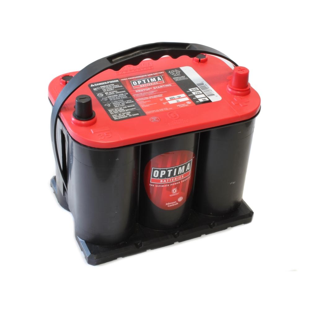 Optima 35 Redtop Battery 31 7 Lbs