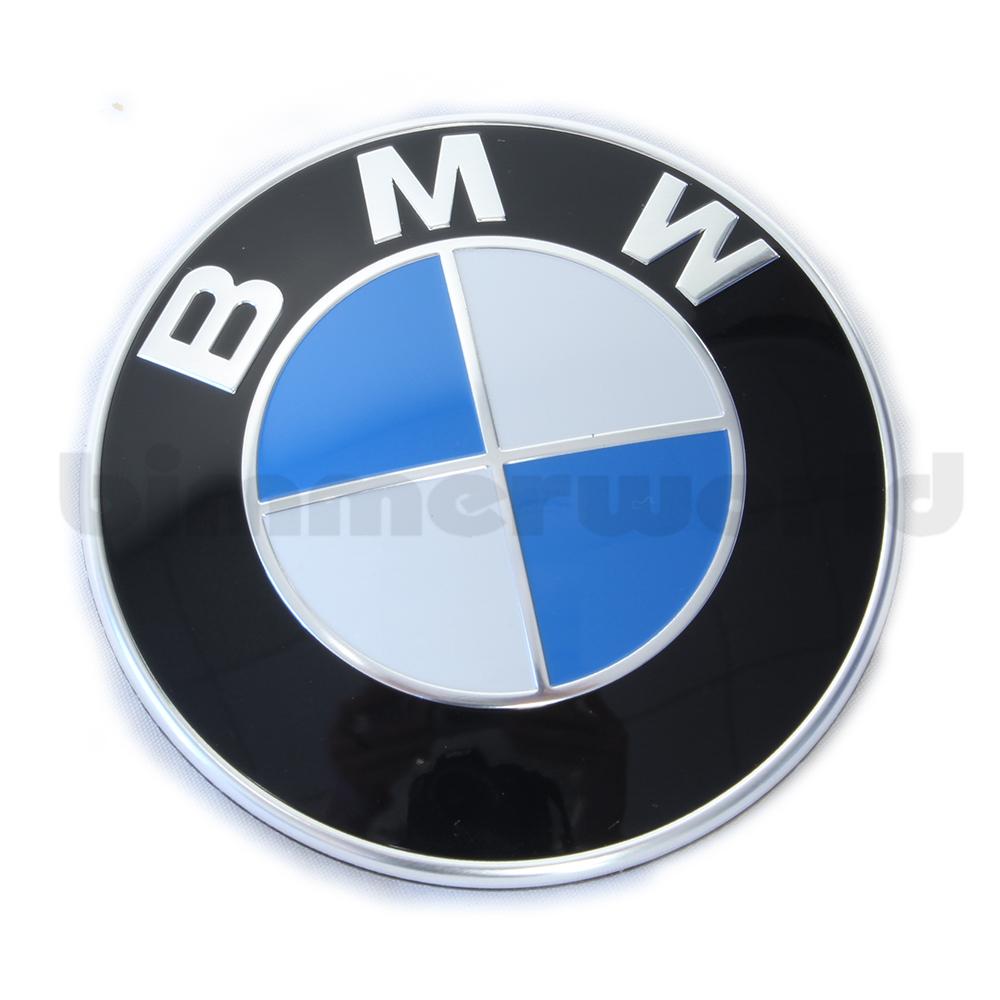Bmw Z4 Emblem Replacement: BMW Roundel Emblem