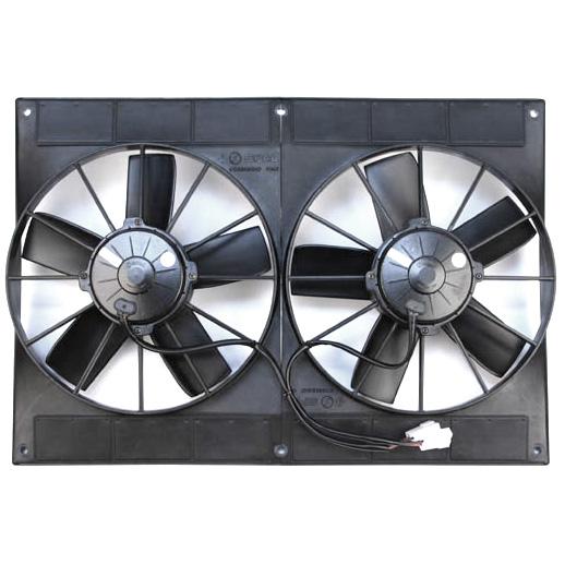Spal 11 U0026quot  Dual High Perf  Fan