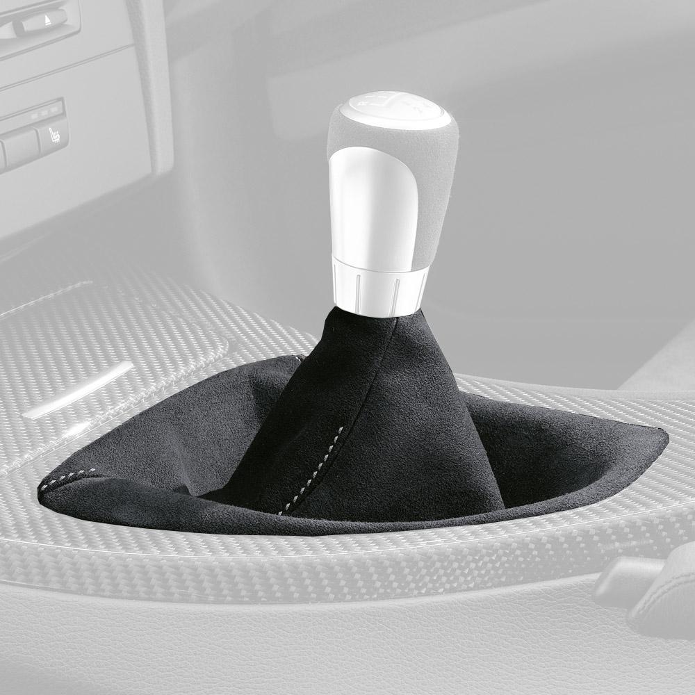 Bmw Zhp Shift Knob: E46 ZHP Alcantara Shift Boot