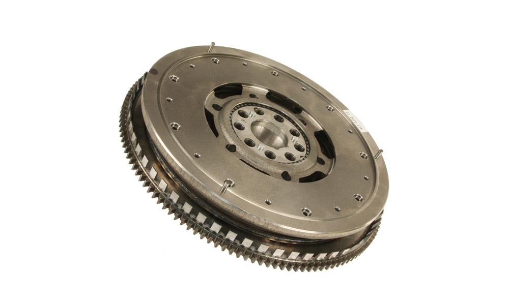 Twin Mass Flywheel Genuine Bmw E60 M5 E63 M6 Smg