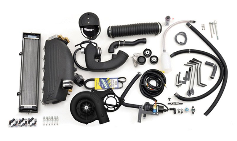 Vf Engineering Vf570 Bmw Z4m S54 Supercharger System