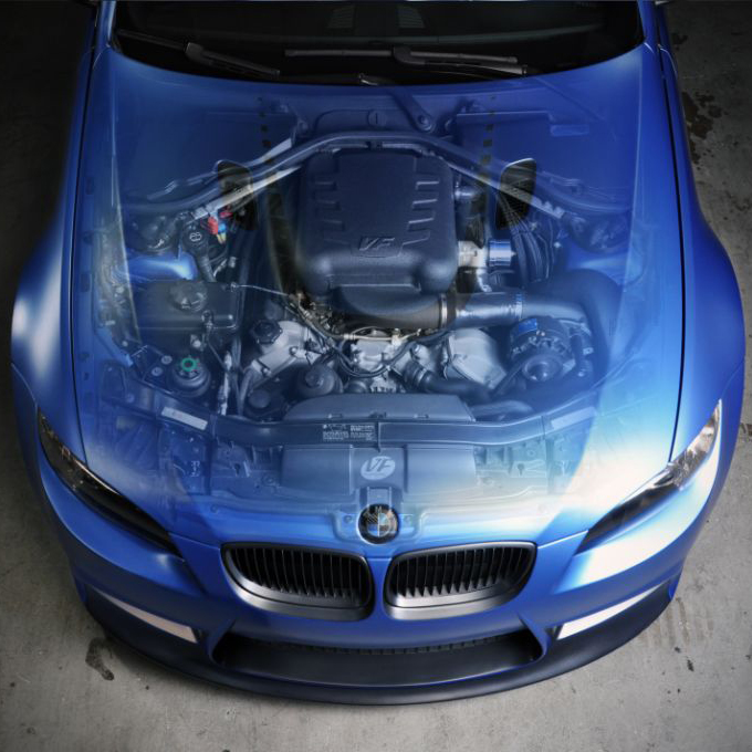VF Engineering VF650 BMW E9X M3 Supercharger Systems