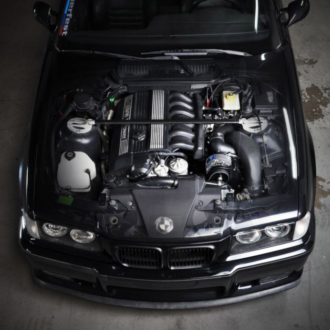 VF Engineering BMW E36 M3 Supercharger System