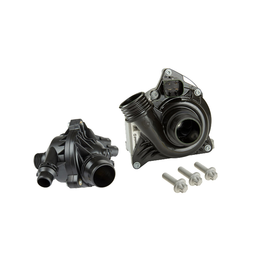 N54 Oem Water Pump Thermostat Package