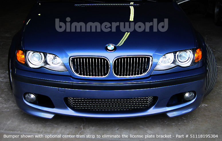 M3 // Mtech II Conversion Front Fender Support Brackets Fit BMW E46 3-Series