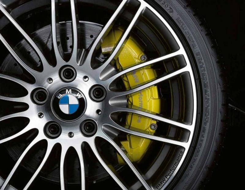 Genuine BMW Performance Front Brake Upgrade - E90/E92 325i 328i