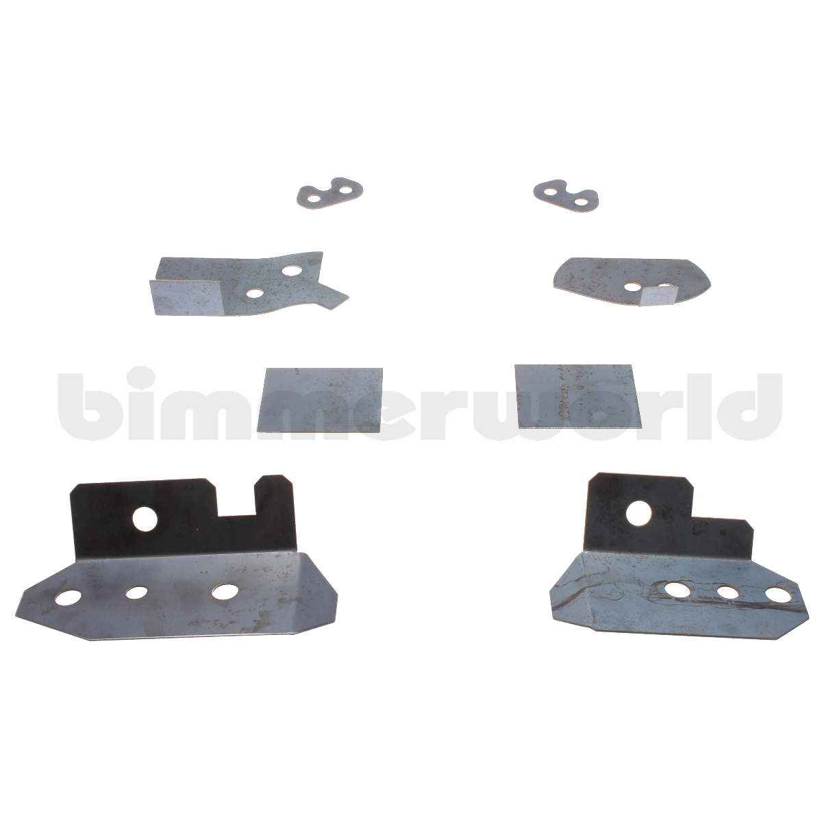 Rear sub-chassis repair Kit para BMW E46 chasis serie 3 Rear Subframe Reinforcem