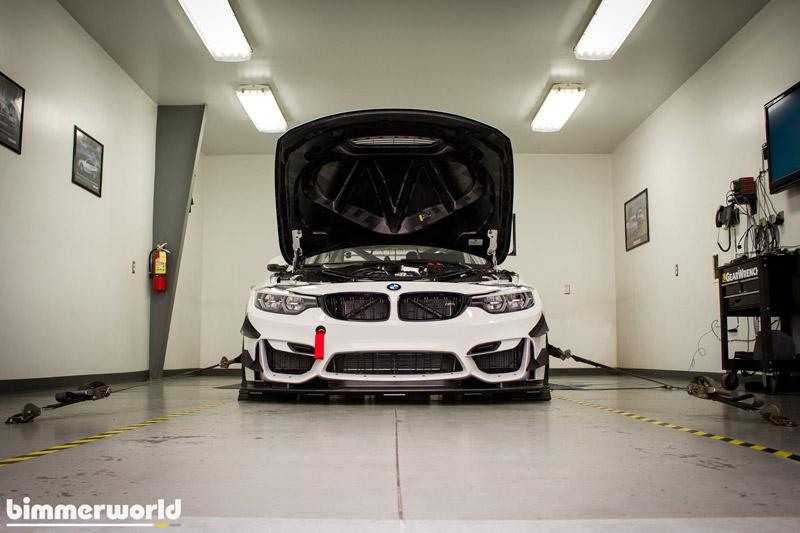 F82 M4 BimmerWorld Project Car
